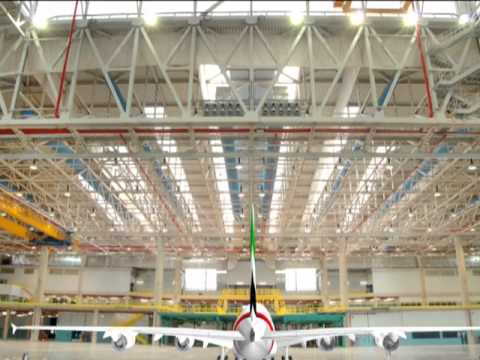Emirates Hangars