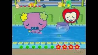 Tamagotchi: Party On! Nintendo Wii Gameplay - Fishing