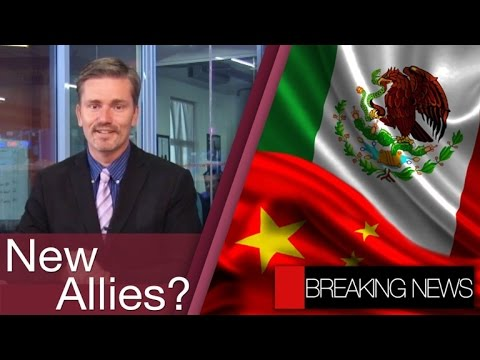 EPN explains rise in gas price | China invest in Mexico | Donald Trump and the border wall