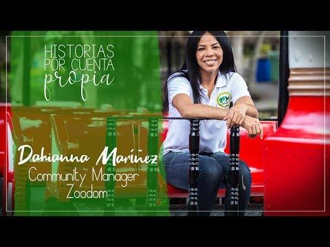 Con humor e ingenio, Dahianna Maríñez se ha ganado el corazón de quienes seguimos al Parque Zoológico Nacional en sus redes sociales