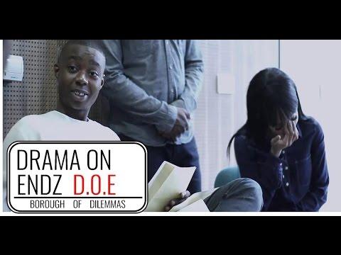 Drama On Endz | Pilot @MikesComedyy @JrelzMedia @RonnengeseUK