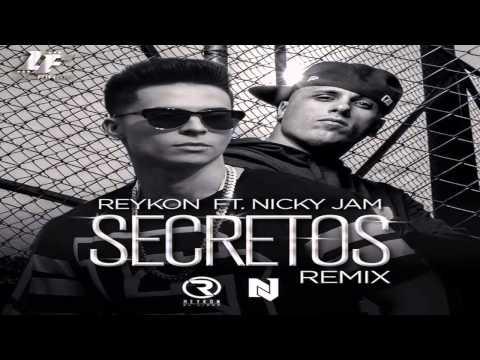 Reykon ft Nicky Jam - Secretos (Official Remix)