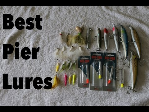 Best Lures For Florida Pier Fishing (Tackle Tuesday #5)
