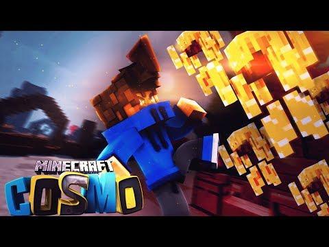 DER KAMPF GEGEN DEN BLAZE!!! - Minecraft COSMO #28