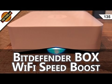Test Your WiFi Speed! Bitdefender BOX Review, More Storage
