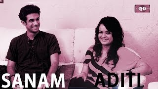 Sanam Puri & Aditi Singh Sharma  Perform Dhat Teri Ki  Gori Tere Pyaar Mein
