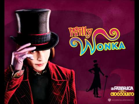 Wonka's  Welcome Song instrumental