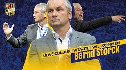 Willkommen, Bernd Storck!