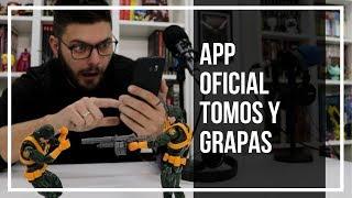 Lanzamos nuestra primera APP OFICIAL de Tomos y Grapas thumbnail