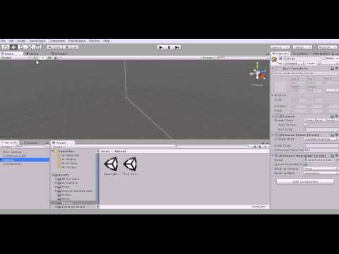Unity Tutorial 5.1 Networking Setting Up The Network Free Script