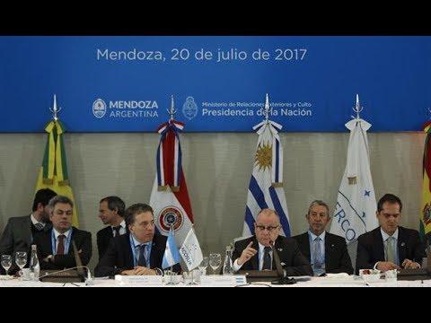 Cumbre del Mercosur en Mendoza: ultimátum para Venezuela - Más Despiertos