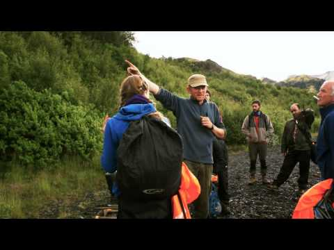 Footage of our volunteer project in Iceland