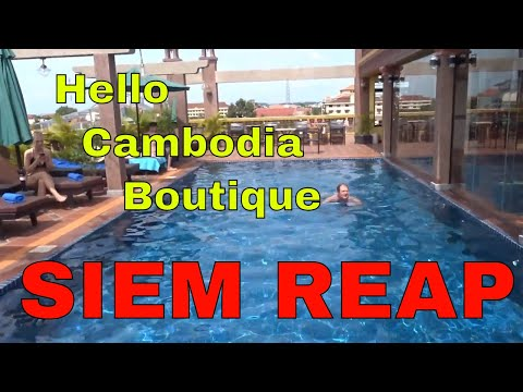 AMAZING VALUE HOTEL IN SIEM REAP CAMBODIA