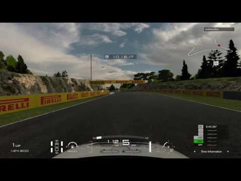 Gran Turismo®Sport Closed Beta DragonsTrail T1 T2