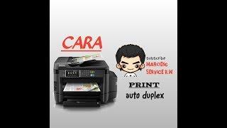 PRINTER EPSON l1455 (print duplex epson l1455)