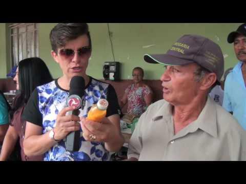 Flash Minas visita a cidade de Angelândia-MG