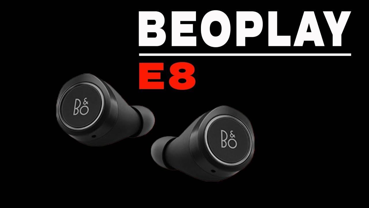 d869160953d Beoplay E8 Full Specs - YouTube