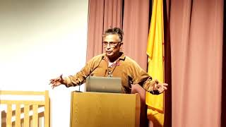 Beyond Standing Rock – MIAC (Museum of Indian Art and Culture) Exhibit and Artist Panel Tony Abeyta