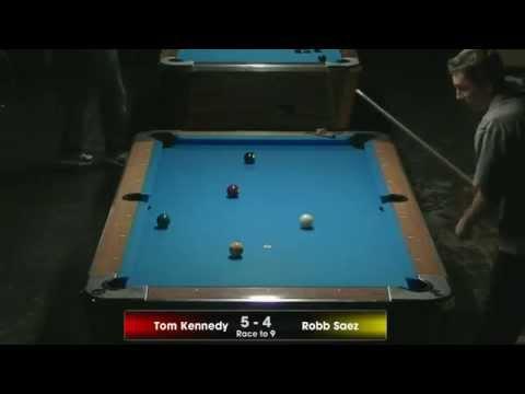 Tom Kennedy vs Robb Saez