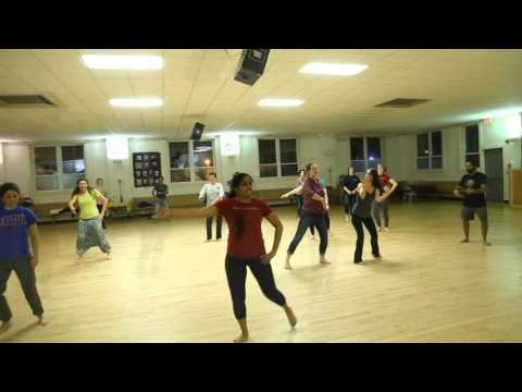 Dilwale - Tukur Tukur - Choreography