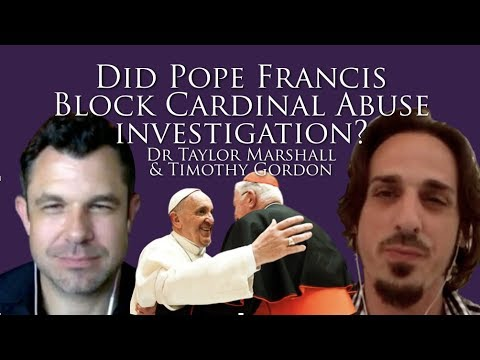 Did Pope Francis Stop Cardinal Abuse Investigation? (Müller, Murphy-O'Connor, St Gallen)