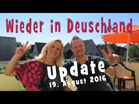 Wieder In Deutschland | Live-Update 19.8.16