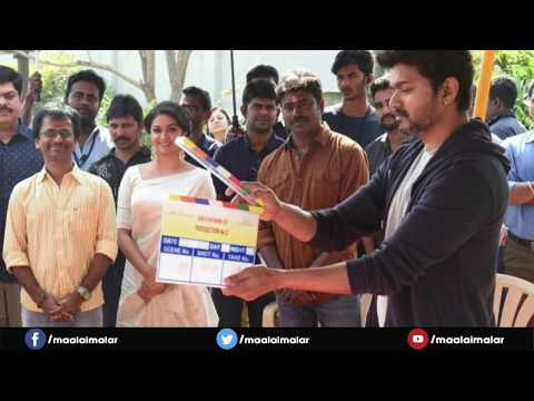 Thalapathy 62 Team flies to abroad for next schedule