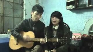 Ngày mới ngọt ngào (Guitar Cover ) Meomanu- Hoàng Trang