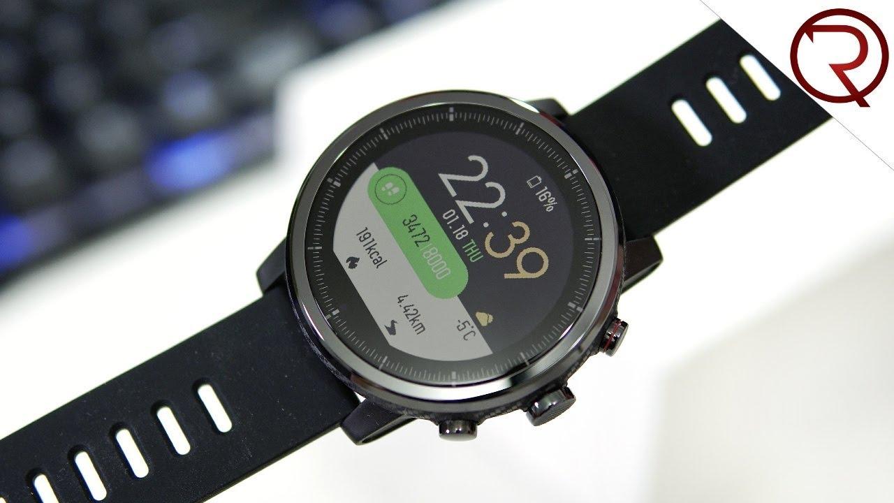 Xiaomi Amazfit Sports Smartwatch 2 Review A Great Watch