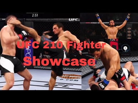 EA UFC 2 UFC 210 Fighter Showcase - Gegard Mousasi