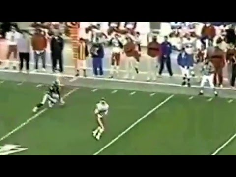 Best juke Dante Hall breaking ankles!