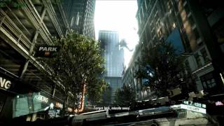 crysis 2 dx11 high res texture pack ultra gameplay gtx 570 920 core intel core i5 2500k 4 5ghz