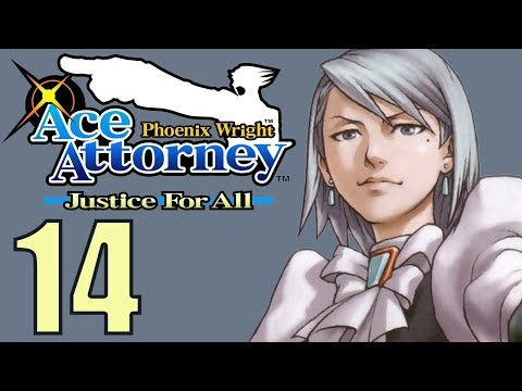 Phoenix Wright Ace Attorney: JFA -14- Everything Becomes Clear!