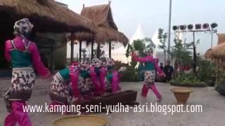 Tari Bendrung Lesung   Tradisional Banten
