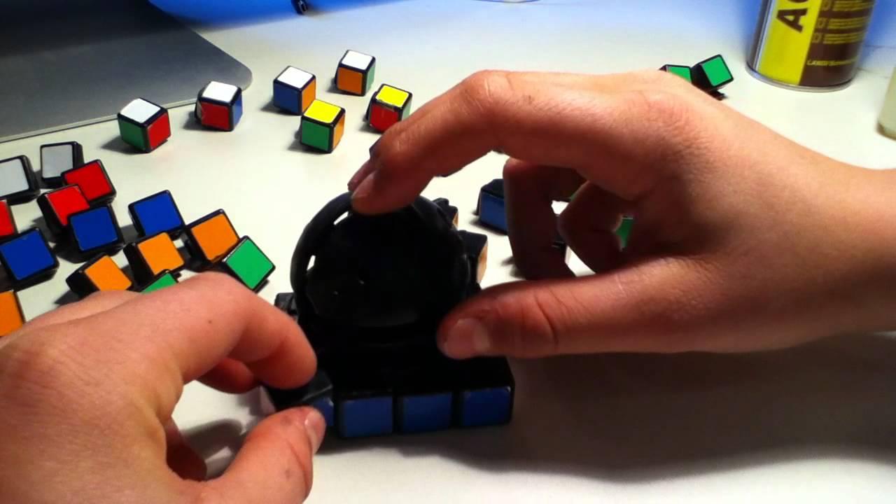 Rubiks Anleitung