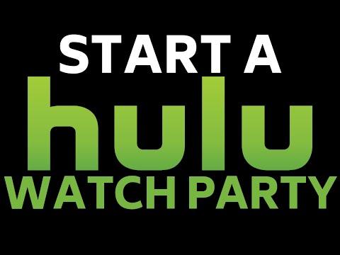Watch Hulu Remotely With Friends Using Hulu Watch Party - Watch Hulu With Friends & Family