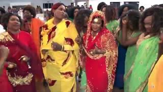 Best Sydney South Sudanese Henna Party 2017  Deng & Ayen