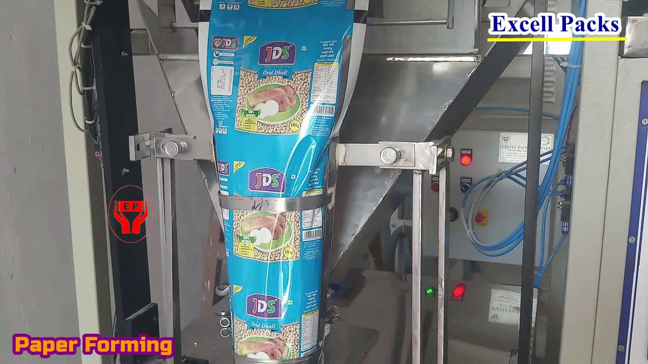 Download Granules / Grains / Pulses / Grocery's Packing Machine Manufacturers