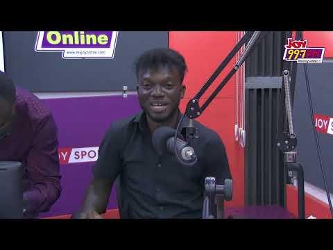 Joy Geek Squad is live with Kobby Spiky Nkrumah on Joy 99.7 FM.  (17-8-2021)