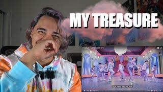 Download lagu TREASURE - 'MY TREASURE' MV   Reaction