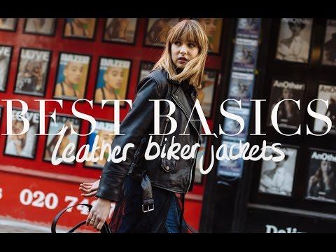 Testing Basics | Leather Biker Jackets