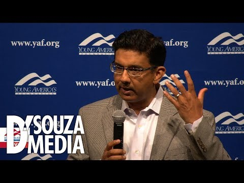 D'Souza exposes the secret history of LBJ