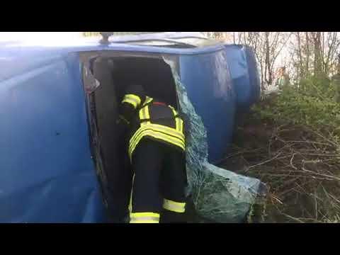 Accident pe drumul dintre Lugoj si Jabar