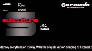 J.O.C - Botnik (Original Mix) [SUBC016]