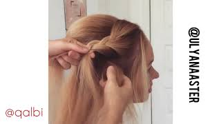 Romantic Fantasy Bridal Hairstyles Compilation by Ulyana Aster #2