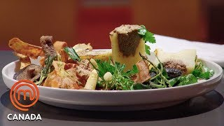 The Mushroom Recipe Elimination Challenge | MasterChef Canada | MasterChef