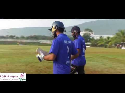 Lotus Hospitals Cricket Tournament |2018| 1st day