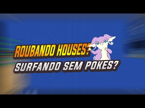 ROUBANDO HOUSES COM BUGS NO POKEMEMORIES?
