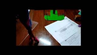 Как моя кукла мне ''помогает'' делать уроки (stop motion)