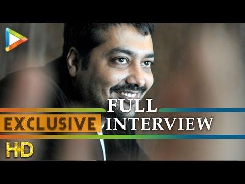 Anurag Kashyap Exclusive On Ugly | Bombay Velvet | Kalki | Marriage | Happy New Year